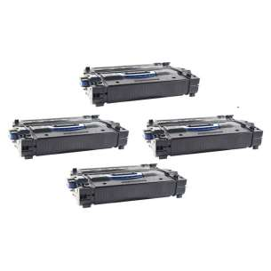 Compatible for HP CF325X (25X) toner cartridge - 4-pack