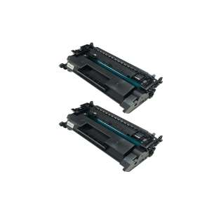 Compatible HP CF226A (26A) toner cartridge - 2-pack