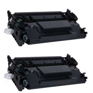 Compatible HP CF226X (26X) toner cartridge - 2-pack