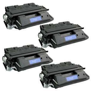 Compatible Atlantic Inkjet Canada HP C4127X (27X) toner cartridges - 4-pack
