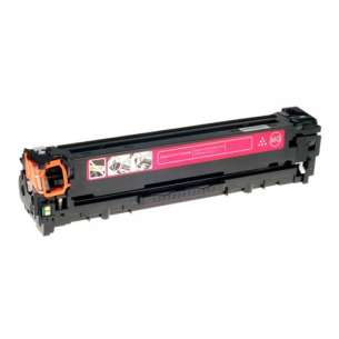 Compatible HP CF413X (410X) toner cartridge - high capacity magenta
