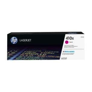 Original HP CF413X (410X) toner cartridge - high capacity magenta