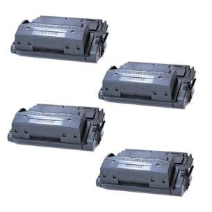 Compatible Atlantic Inkjet Canada HP Q5942A (42A) toner cartridges - 4-pack