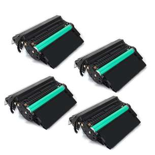 Compatible Atlantic Inkjet Canada HP Q5942X (42X) toner cartridges - jumbo capacity - 4-pack