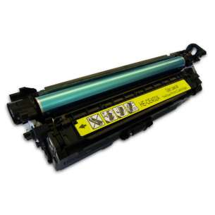 Compatible for HP CE402A (507A) toner cartridge - yellow
