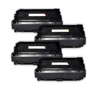 Compatible HP 508A toner cartridges - 4-pack