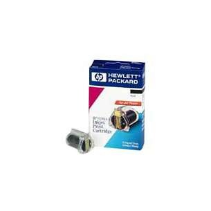 Original Hewlett Packard (HP) 51604A inkjet cartridge - black cartridge