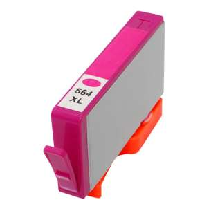 Remanufactured HP CB324WN (HP 564XL ink) inkjet cartridge - high capacity magenta