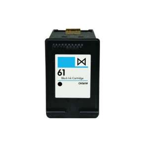 Remanufactured HP CH561WN (HP 61 ink) inkjet cartridge - black cartridge
