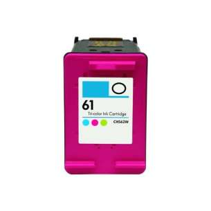 Remanufactured HP CH562WN (HP 61 ink) inkjet cartridge - color cartridge