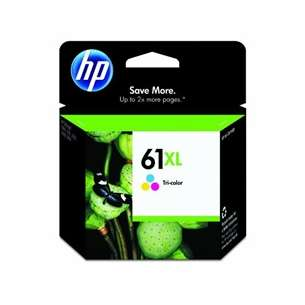 Original Hewlett Packard (HP) CH564WN (HP 61XL ink) inkjet cartridge - high capacity color