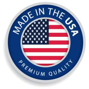 Premium ink cartridge replacement for HP 62XL - high yield color - Made in the USA