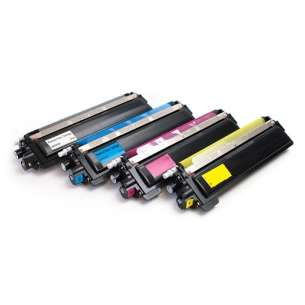 Compatible Atlantic Inkjet Canada HP 645A toner cartridges - 4-pack