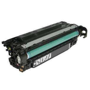 Compatible HP CE260X (649X) toner cartridges - black