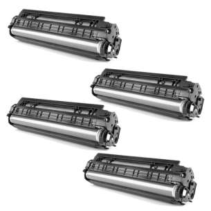 Compatible HP 655A toner cartridges - 4-pack