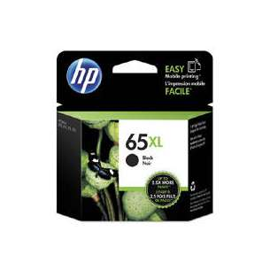 Original Hewlett Packard (HP) N9K04AN (HP 65XL ink) inkjet cartridge - high capacity black