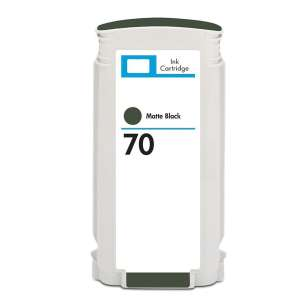 Remanufactured HP C9448A (HP 70 ink) inkjet cartridge - matte black