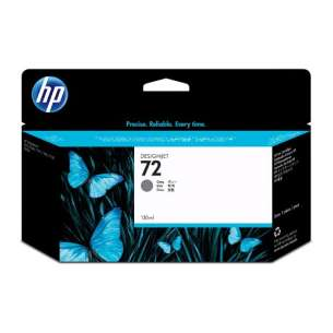 Original Hewlett Packard (HP) C9374A (HP 72XL ink) inkjet cartridge - high capacity gray