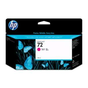 Original Hewlett Packard (HP) C9372A (HP 72XL ink) inkjet cartridge - high capacity magenta