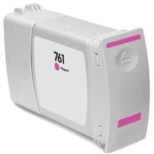 Remanufactured HP CM993A (HP 761 400ml ink) inkjet cartridge - magenta
