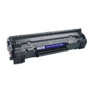 Compatible Atlantic Inkjet Canada HP CE278A (78A) toner cartridge - jumbo capacity black