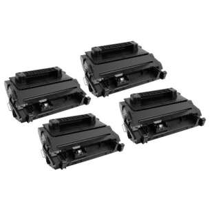 Compatible for HP CF281A (81A) toner cartridges - 4-pack
