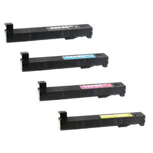 Compatible for HP 826A toner cartridges - 4-pack