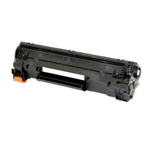 Compatible HP CF283X (83X) toner cartridge - high capacity black