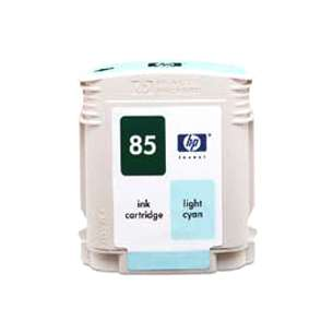Original Hewlett Packard (HP) C9428A (HP 85 ink) inkjet cartridge - light cyan