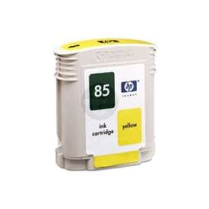 Original Hewlett Packard (HP) C9427A (HP 85 ink) inkjet cartridge - yellow