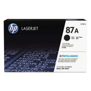 Original HP CF287X (87X) toner cartridge - high capacity black