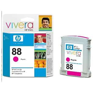 Original Hewlett Packard (HP) C9387AN (HP 88 ink) inkjet cartridge - magenta