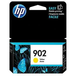 Original HP T6L94AN (HP 902) inkjet cartridge - yellow