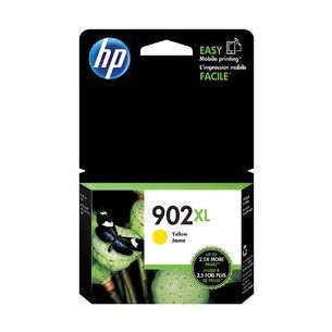 Original HP T6M10AN (HP 902XL) inkjet cartridge - high capacity yellow