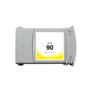 Remanufactured HP C5065A (HP 90XL ink) inkjet cartridge - high capacity yellow