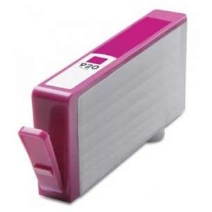 Remanufactured HP CH635AN (HP 920 ink) inkjet cartridge - magenta