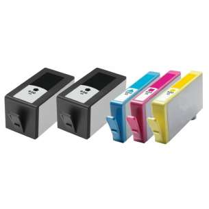 Remanufactured inkjet cartridges Multipack for HP 920XL - 5 pack