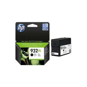 Original Hewlett Packard (HP) CN053AN (HP 932XL ink) inkjet cartridge - black cartridge