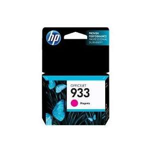 Original Hewlett Packard (HP) CN059AN (HP 933 ink) inkjet cartridge - magenta