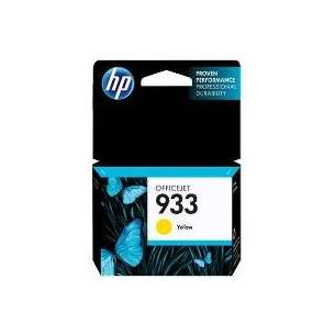 Original Hewlett Packard (HP) CN060AN (HP 933 ink) inkjet cartridge - yellow