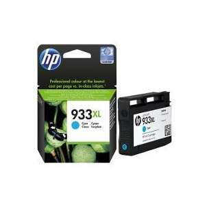 Original Hewlett Packard (HP) CN054AN (HP 933XL ink) inkjet cartridge - cyan