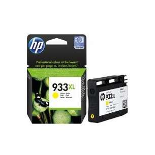 Original Hewlett Packard (HP) CN056AN (HP 933XL ink) inkjet cartridge - yellow