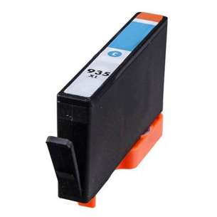 Remanufactured HP C2P24AN (HP 935XL ink) inkjet cartridge - high capacity cyan