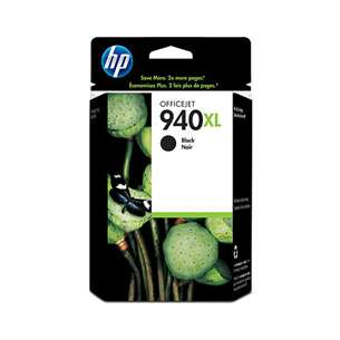 Original Hewlett Packard (HP) C4906AN (HP 940XL ink) inkjet cartridge - high capacity black