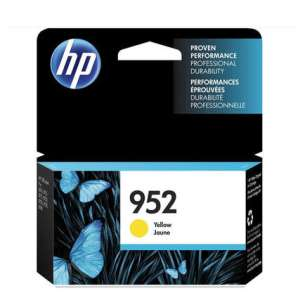 Original HP L0S55AN (HP 952) inkjet cartridge - yellow