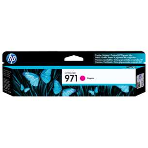 Original Hewlett Packard (HP) CN623AM (HP 971 ink) inkjet cartridge - magenta