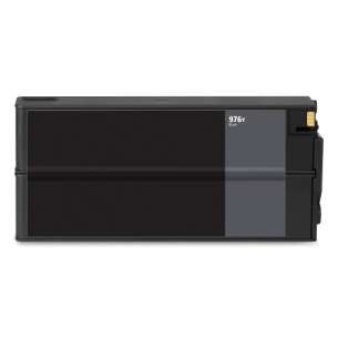 Remanufactured HP L0R08A (HP 976Y ink) inkjet cartridge - extra high capacity black