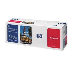 Original Hewlett Packard (HP) C4193A toner cartridge - magenta
