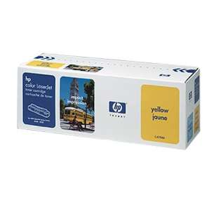 Original Hewlett Packard (HP) C4194A toner cartridge - yellow
