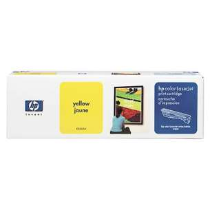 Original Hewlett Packard (HP) C8552A (822A) toner cartridge - yellow